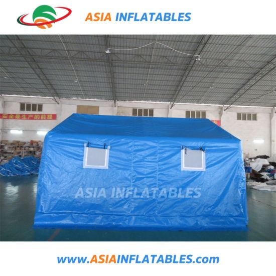 3 People Waterproof Camping Tent, Outdoor Inflatable Party Tent