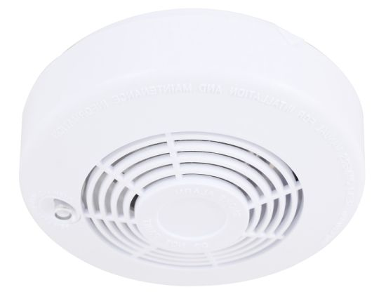 Photoelectric Stand Alone Smoke Alarm with Battery Dsw108A pictures & photos
