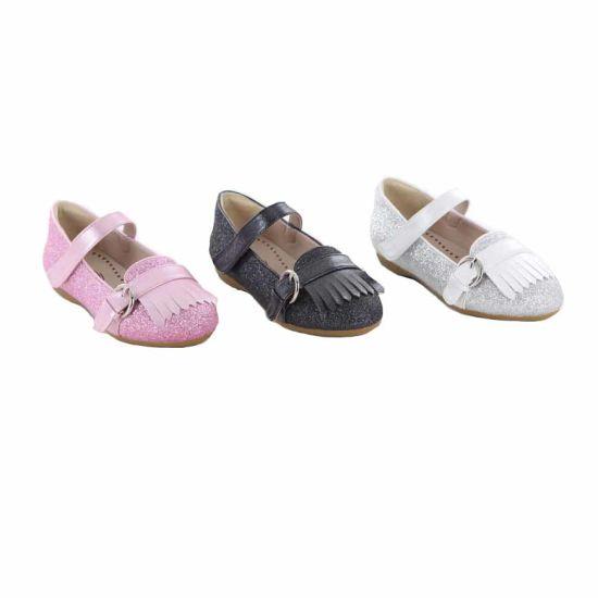 Comfortable Girls Cute Casual Ballerina Flat School Party Dress Shoes