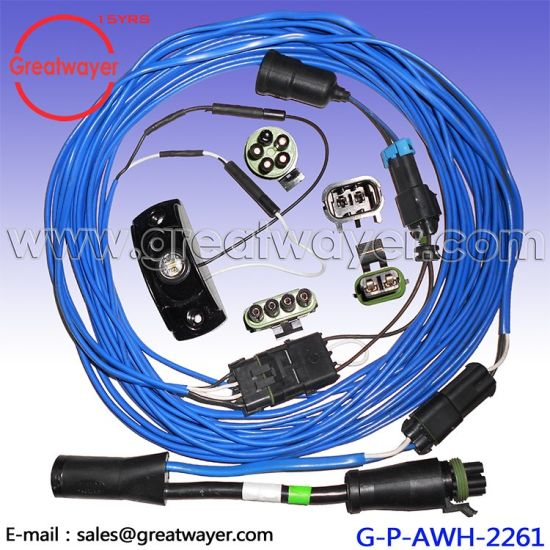 china 12awg 5 pin delphi connector adatper 5 pin socket trailer rh greatwayer en made in china com delphi wiring harness in chennai delphi wiring harness plant india