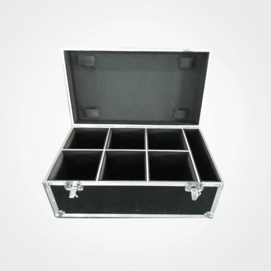 PRO Lighting Road Case with Dividers Inside pictures & photos