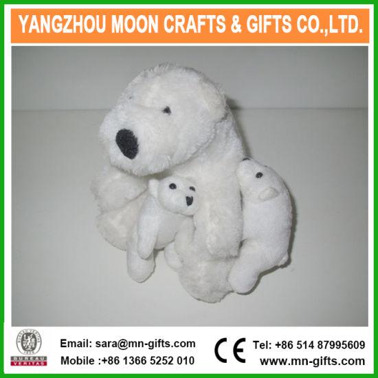 Stuffed Animal Bear Plush Toys Polar Bear