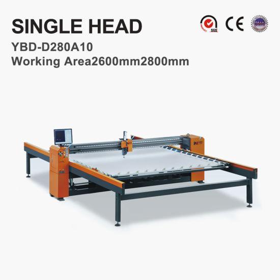 Ybd280A10 Single Head Quilting Machine