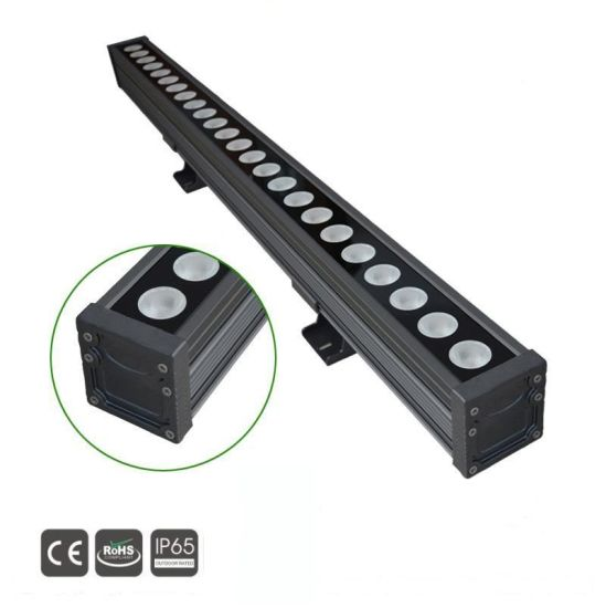 18X5w 4in1 RGBW DMX LED Wall Washer Linear Bar Light pictures & photos