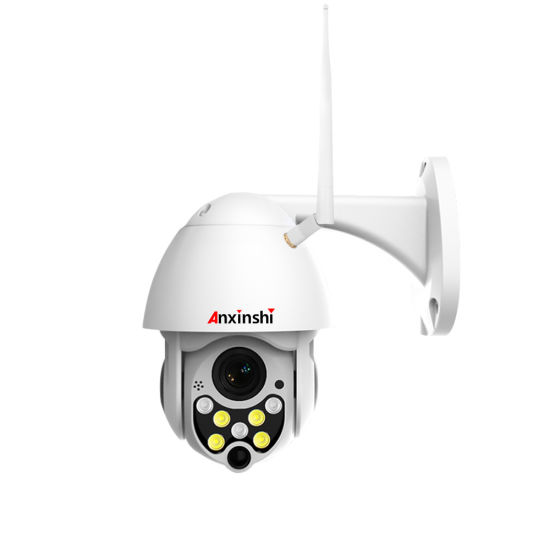 Anxinshi Wireless WiFi Camera Support Two-Way Voice Output pictures & photos