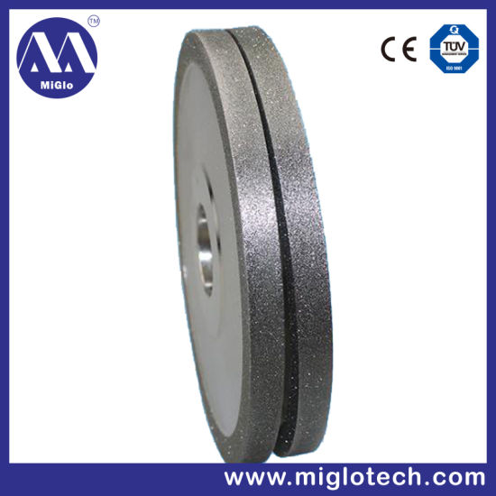 Customizable Plating Flat Alloy Grinding Wheel 150*10*32 120# (GW-100150) pictures & photos