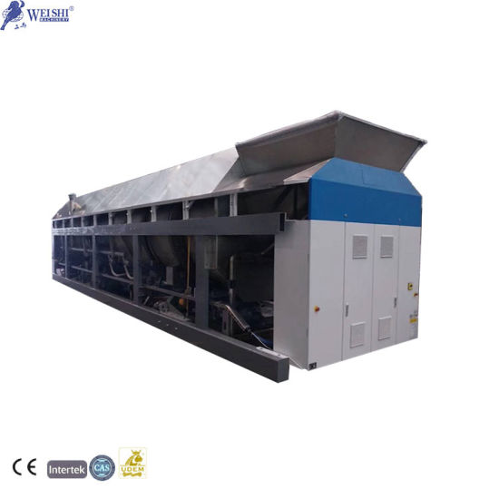 Commercial Industrial Continuous Batch Tunnel Washer Laundry Washing Machine