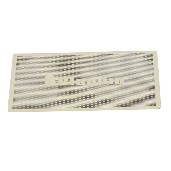 Custom Size Etching Stainless Steel/Aluminum Grid Filter/Mesh