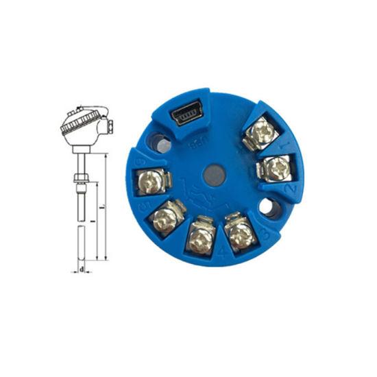 Temperature Sensor Transducer High Temperature-Resistant Transmitter 4~20MA PT100