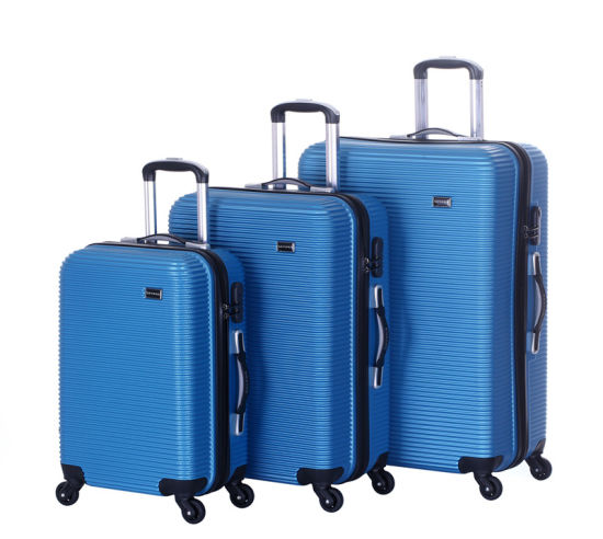 High Quality Cheap Travel ABS Carry on Luggage (XHA083)