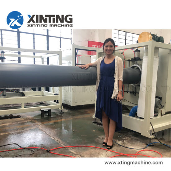 16-315mm PVC Pipe Making Production Machine