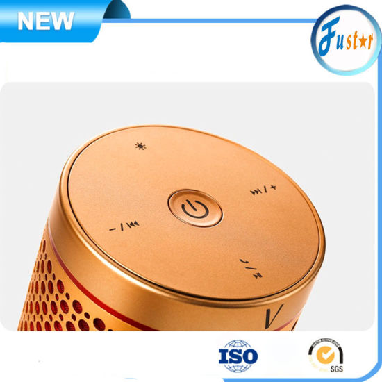 Hi-Fi Level Sound Flame Show Portable Speaker System Bluetooth Speaker Professional Audio
