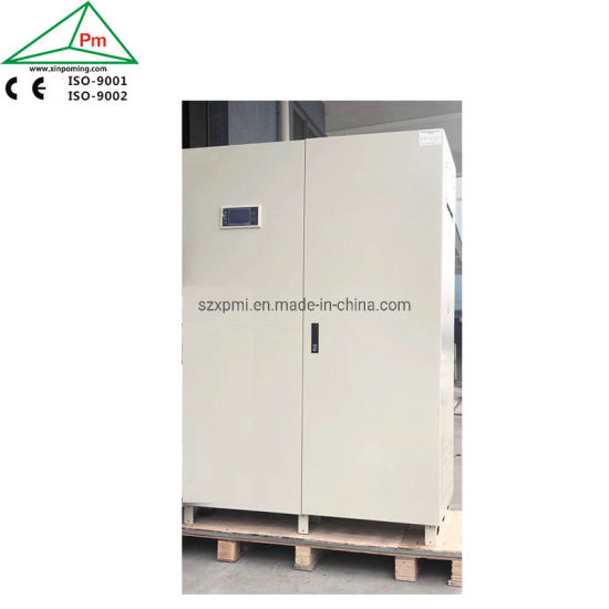 Xinpoming 2000kVA 3 Phase Industrial-Grade Intelligent Non-Contact Voltage Regulator Power Supply pictures & photos