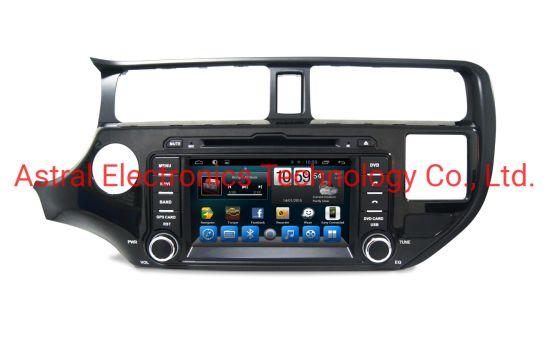 7-Inch Touch Screen KIA Rio Forte Cerato DVD Multimedia System with Bluetooth WiFi Autoradio GPS Navigation Carplay Mirror-Link