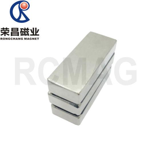 Super Magnet Neodymium Nickel Block Permanent Generator Mganet
