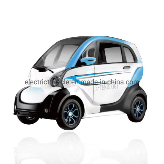 L6e EEC Adult Electric Mini Smart Car for Europe