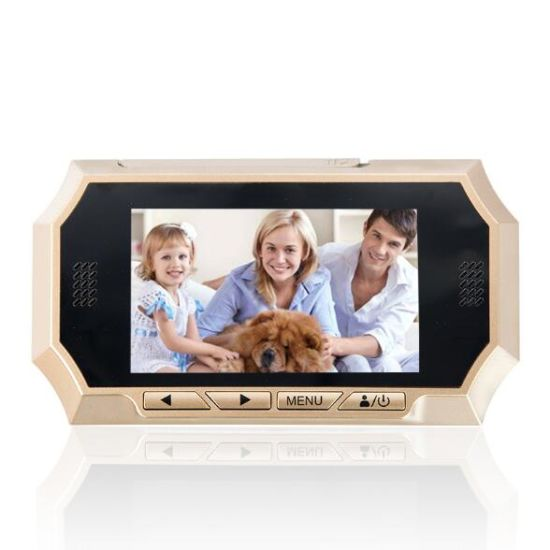 Villa Smart Android Indoor Monitor Kits Video Doorphone pictures & photos