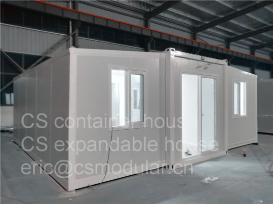 Morden Container House, Garden Container House, Vocation Container House