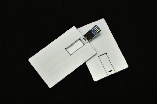 Waterproof High Speed USB 3.0/2.0 Metal Card USB Flash Drive /USB Stick for Business Gift