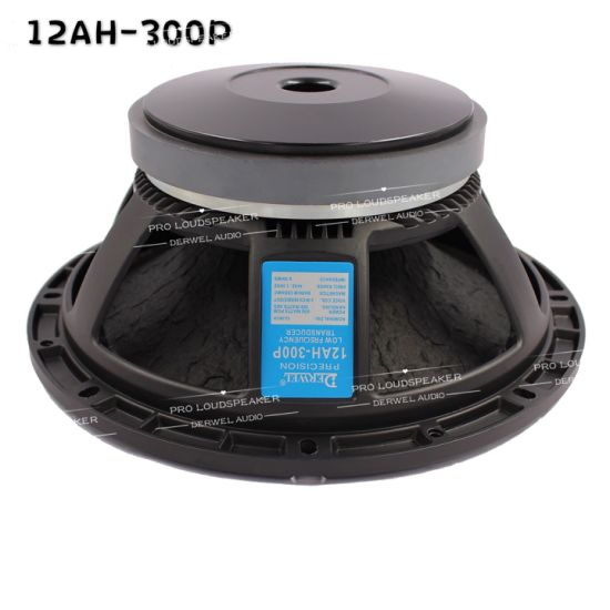 12AH-300P speaker for PA System with Powerful Bass pictures & photos