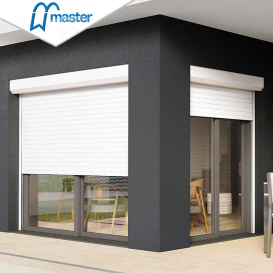 Ce Approved Aluminum Windows Roller Shutter pictures & photos