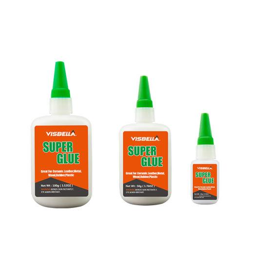 China Visbella 502 Super Glue Industrial Glue Fast Cure China Industrial Glue Chemmer Super Glue