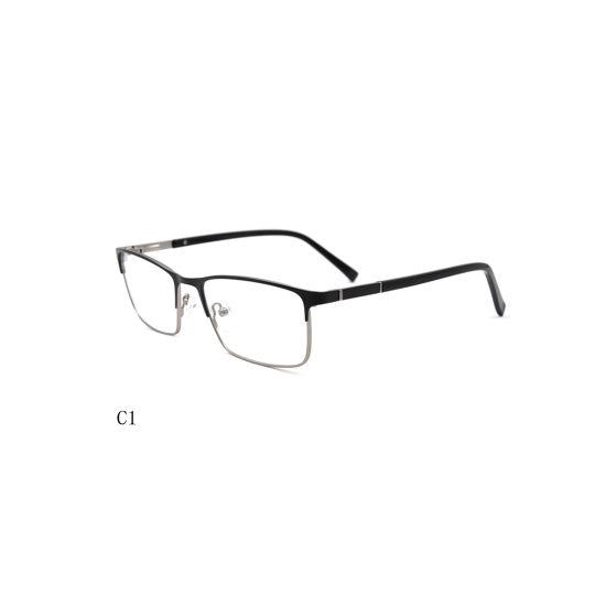 Wholesale Stainless Steel Prescription Glasses Eye Glasses Frames Spectacle Frames China