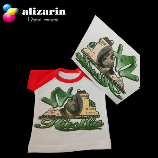 Cuttable Light Color Laser Heat Transfer Paper for Light Cotton