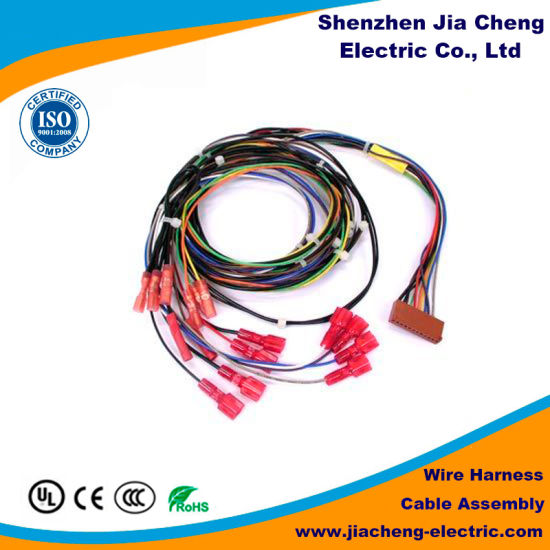 China European Australian Traveling Customized Wiring Harness - China  Electrical Wire Harness, Wire Harness EquipmentShenzhen Jia Cheng Electric Co., Ltd.