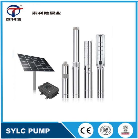 Submersible Solar Power Water Pump System For Irrigation pictures & photos
