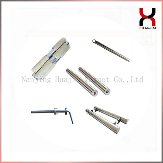 Rare Earth Stick Magnet Industrial Magnetic Filter