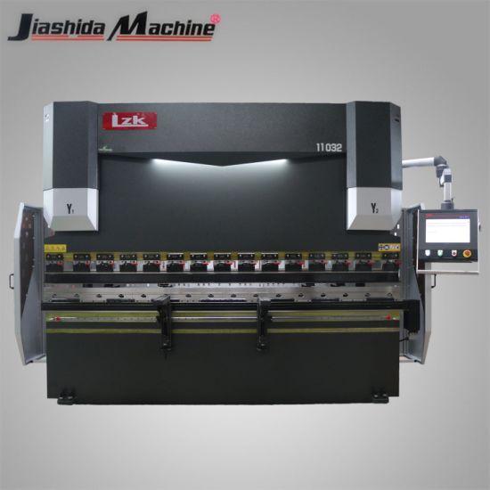 6 Axis Hydraulic CNC Press Brake for Metal Steel