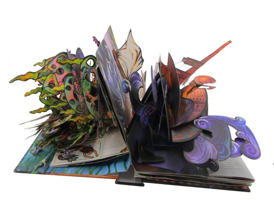 Pop up Book an Augmented Reality Popup Board Book Pop-up Surprise Under Every Flap