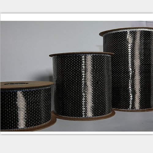 12k 200g 0.111mm Thickness Carbon Fiber Fabric for Building Reinforcement