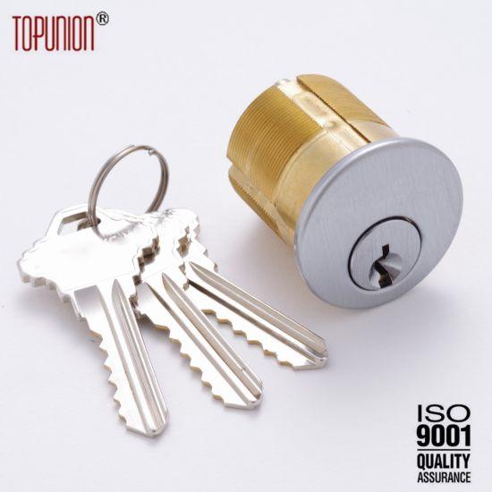 Us America Type ANSI Rim Mortise Door Lock Cylinder