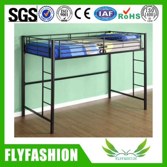 China Modern Double Adult Metal Bunk Beds For School Bd 63 China