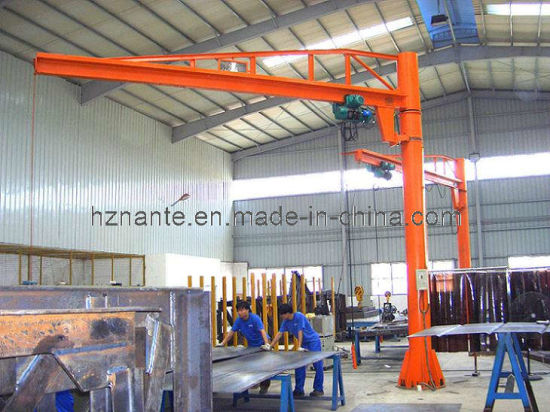 Free Standing Jib Cranes BZ3t pictures & photos