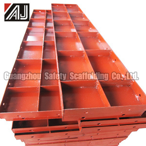 Steel Formwork Panel for Concrete Wall, Beam, Column and Slab, Guangzhou Supplier