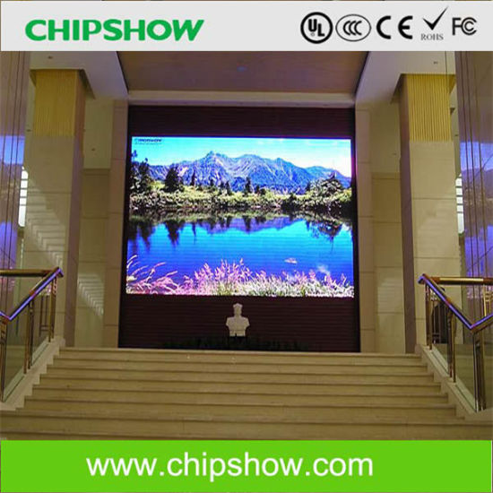 Chipshow HD1.9 Indoor LED Display Video Wall Screen pictures & photos