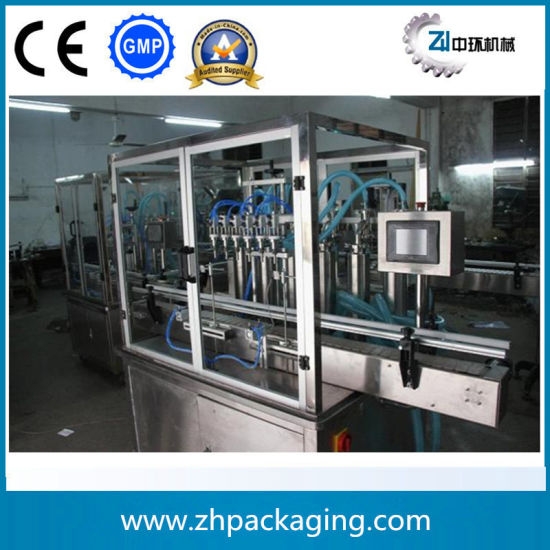 Automatic Beverage Beer Filling Machine (Zhy4t-4G) pictures & photos