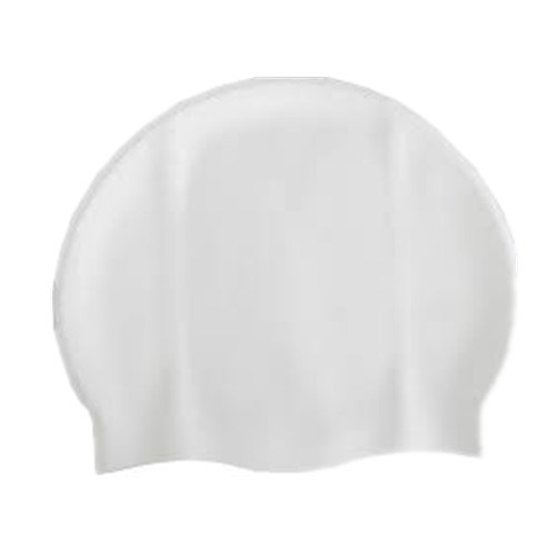 Logo Printed Silicone Swimming Cap pictures & photos