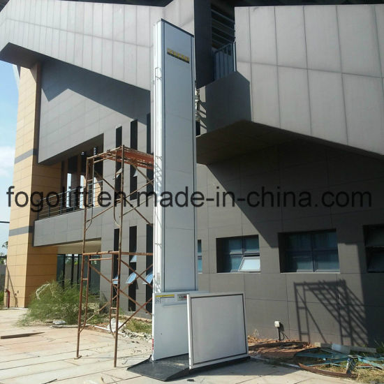 China Wheelchair Home Elevator Lifts / Handicapped Wheelchair Lift ...