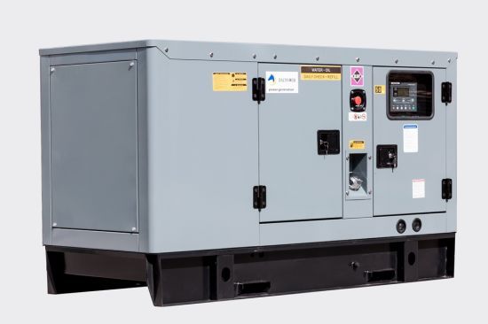 600kVA High Quality Wholesale Supply Diesel Generator Set with Good Appearance