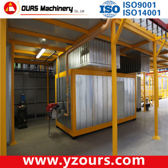 Industrial Drying/Curing Oven for Coating Line pictures & photos