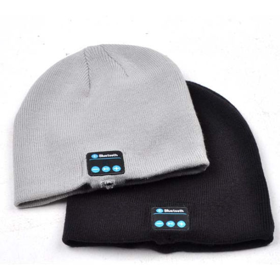 Fashion Wireless Bluetooth Knitted Hat pictures & photos