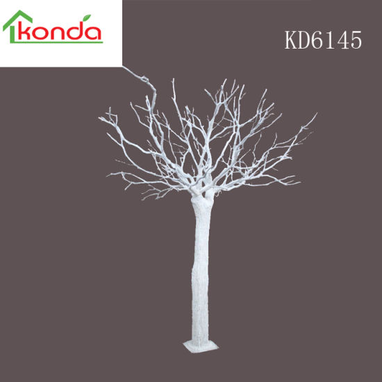 Factory Price Indoor Wedding Decor Dead Trunk Large Artificial Dry Trees No Leaves