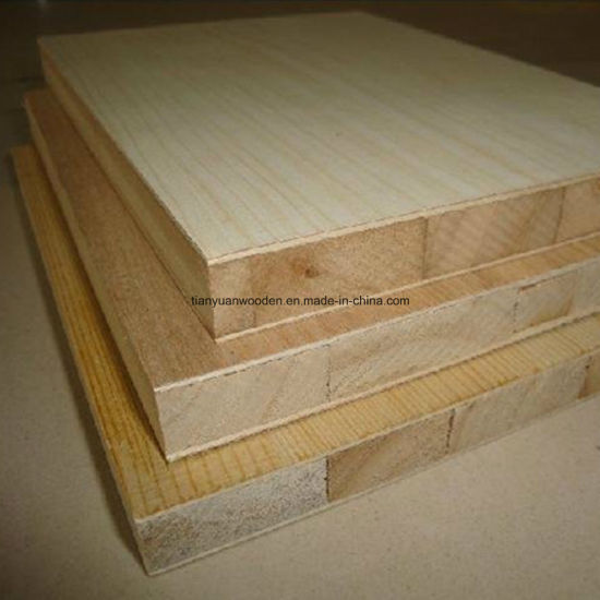 18mm Factory Direct-Sale Blockboard for Furniture pictures & photos