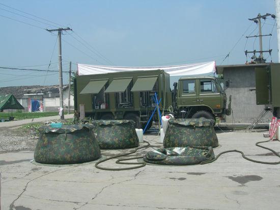 Truck Mounted Water Purifier