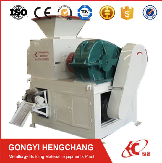Direct Manufacturer Automatic Manganese Ore Powder Briquetting Machine pictures & photos