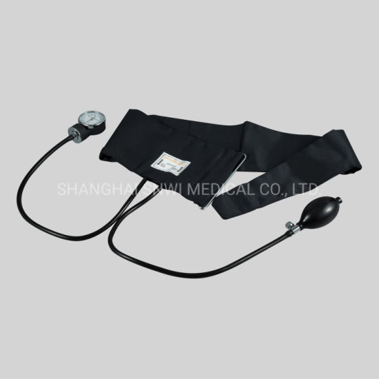 CE&ISO Approval Medical Stethoscope Parts Digital Hand Hold Palm Type Blood Pressure Aneroid Sphygmomanometer